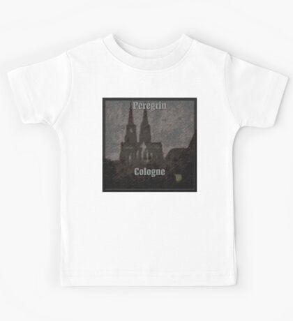 Cologne - Album Art Kids Tee