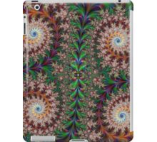 Swirling Vines iPad Case/Skin