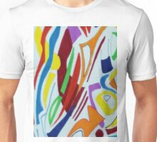 Shades of enlightenment 3 Unisex T-Shirt