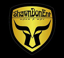 ShawnDonEnt Logo by ShawnJourdonArt