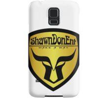 ShawnDonEnt Logo Samsung Galaxy Case/Skin