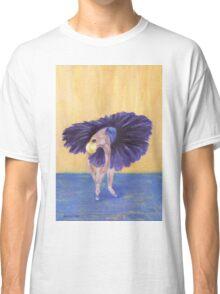 Purple Ballerina Classic T-Shirt
