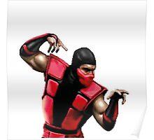 Mortal Kombat - Ermac Poster