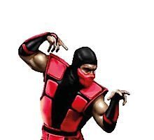 Mortal Kombat - Ermac Photographic Print