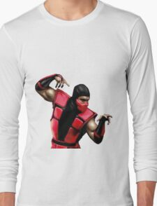 Mortal Kombat - Ermac Long Sleeve T-Shirt
