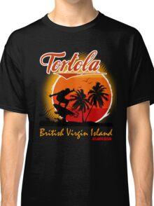 Tortola Caribbean Sea Classic T-Shirt