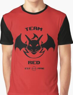 Team Red Graphic T-Shirt