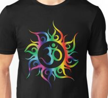 Multi Coloured OM Illustration Unisex T-Shirt