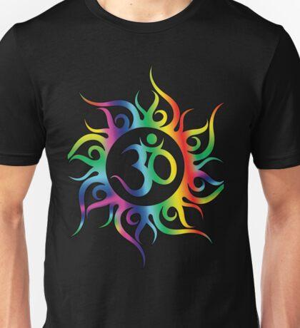 Multi Coloured OM Illustration Unisex T-Shirt