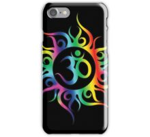 Multi Coloured OM Illustration iPhone Case/Skin