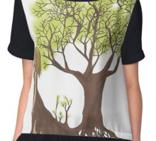 The Great Forest Maiden Chiffon Top