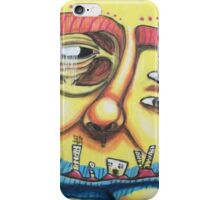 Street Graffiti Brazil iPhone Case/Skin