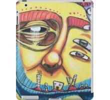 Street Graffiti Brazil iPad Case/Skin