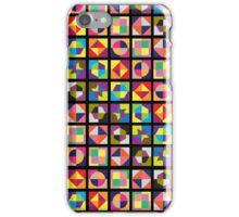 Quilt Design iPhone Case/Skin