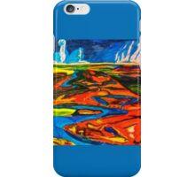 A River Through Mainland iPhone Case/Skin