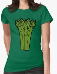 Asparagus is Good for You Womens Fitted T-Shirt