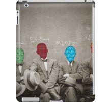 H. Hipshein; C. J. Keevil; W. T. O'Brien; J. O'Brien iPad Case/Skin