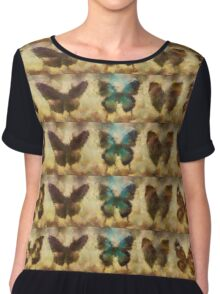 The Butterfly Collection #2 Chiffon Top
