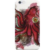 Sea Monster's True Colours iPhone Case/Skin
