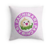 pachimari  Throw Pillow