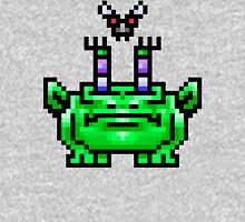 8bit Pixel Art Frog & Fly BFF Classic T-Shirt