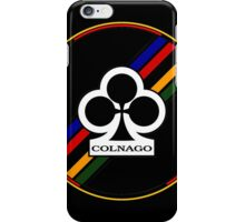 Colnago Bicycles Italy iPhone Case/Skin
