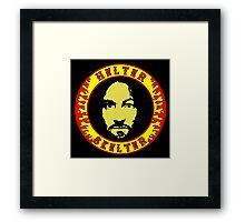 Helter Skelter 2 Colour Framed Print
