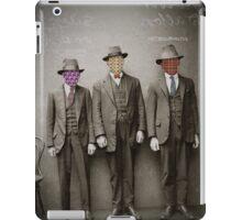 Three Criminals Arrested iPad Case/Skin