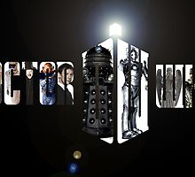 Doctor Who by odog5960