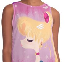 Sailor Moon Contrast Tank