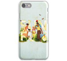 Sun Fun II iPhone Case/Skin