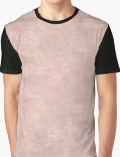 Rose Smoke Oil Pastel Color Accent Graphic T-Shirt