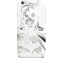 Batman the dark knight transparent iPhone Case/Skin
