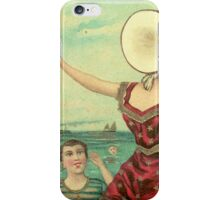 Aeroplane Over the Sea iPhone Case/Skin