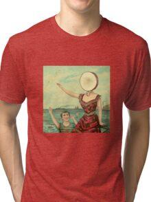 Aeroplane Over the Sea Tri-blend T-Shirt