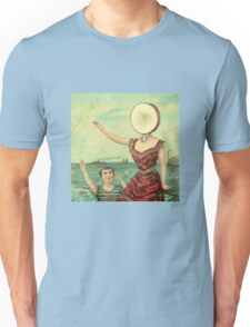 Aeroplane Over the Sea Unisex T-Shirt