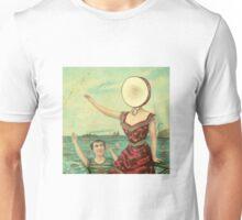 Aeroplane Over the Sea Unisex T-Shirt