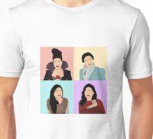 Regina Mills 4 in 1 Unisex T-Shirt