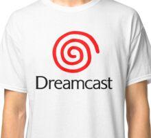 SEGA DREAMCAST Logo Classic T-Shirt