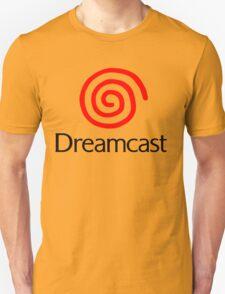 SEGA DREAMCAST Logo Unisex T-Shirt