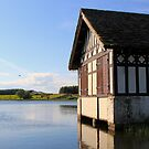 The Boathouse by dgscotland