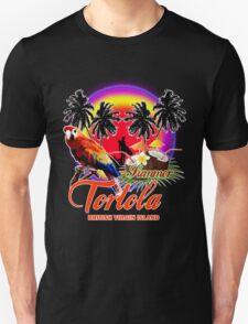 Tortola Fine Summer Beach Unisex T-Shirt