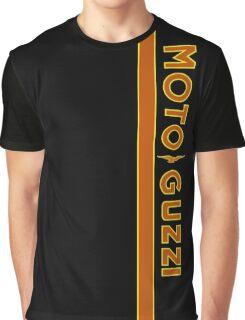 Moto Guzzi Motorcycles Graphic T-Shirt