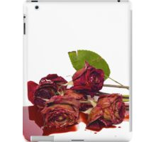 Roses and Blood iPad Case/Skin