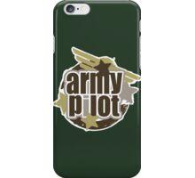 Army Pilot iPhone Case/Skin