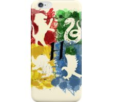 H P iPhone Case/Skin