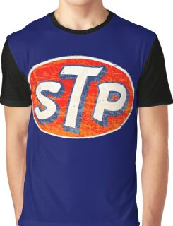 STP racing additives Graphic T-Shirt