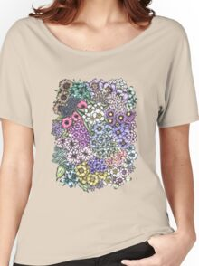A Bevy of Blossoms Women's Relaxed Fit T-Shirt