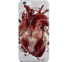 Heart on a Plate iPhone Case/Skin