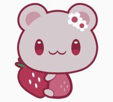 Ichigo Strawbeary One Piece - Short Sleeve